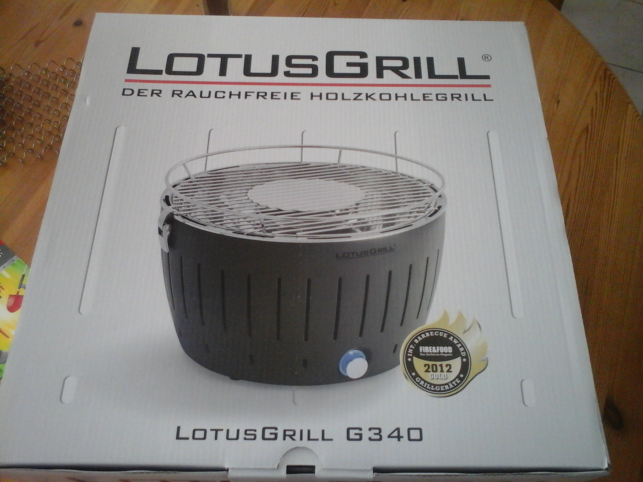 Lotusgrill Holzkohlegrill Test : Lotus grill die test blogger